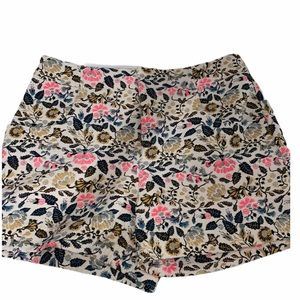 Cartonnier 6 Floral Shorts Textured Anthropologie